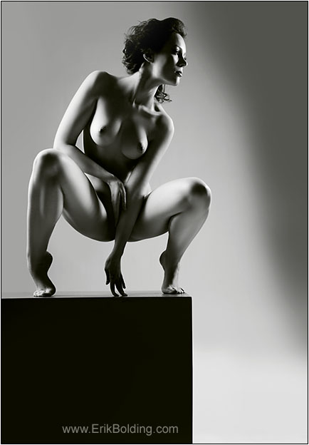 art-nude fotoshoot